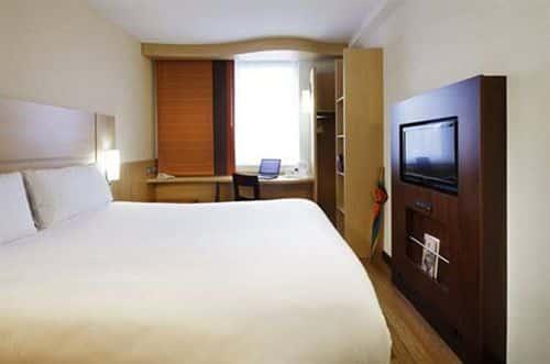 hotellet ibis manchester princess street