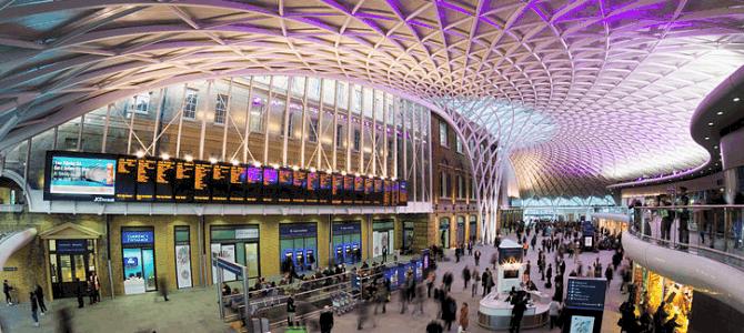 Fra Luton Lufthavn til London centrum