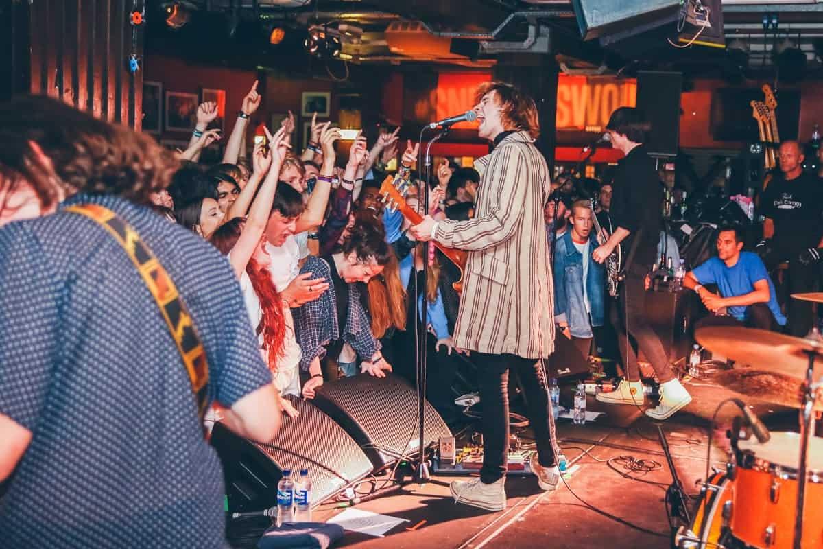koncert i London
