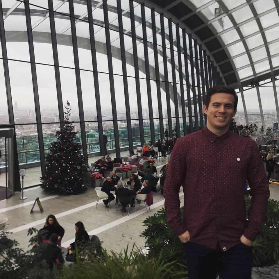 skygarden udsigt london