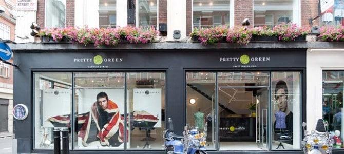 Herretøj i London – butikker til dressers