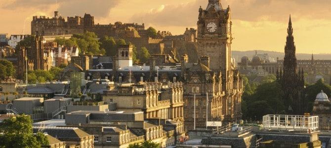 Sådan fandt jeg lejlighed i Edinburgh