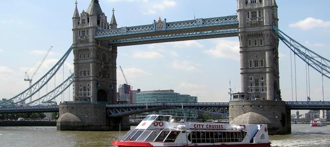Færge til London – Muligheder for at sejle til London
