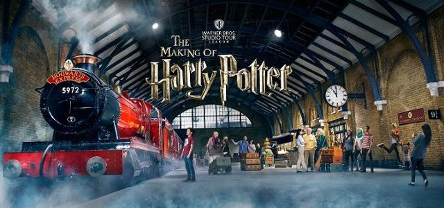 Harry Potter udstilling i London – Stor guide til Harry Potter Studios & andre aktiviteter