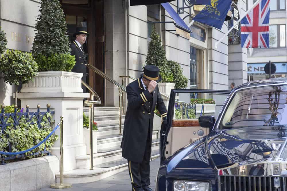 london luksushoteller