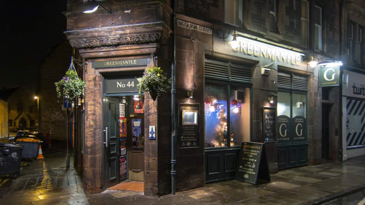 Greenmantle Edinburgh
