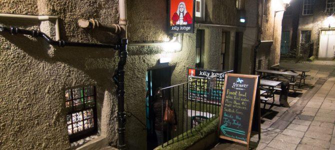 Pubber i Edinburgh – 7 af mine favoritter