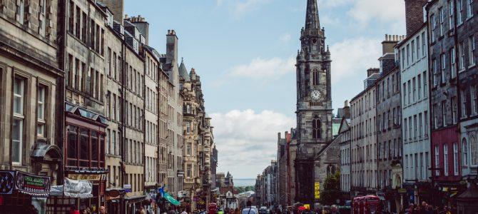 Sådan kan du bruge en dag i Edinburgh