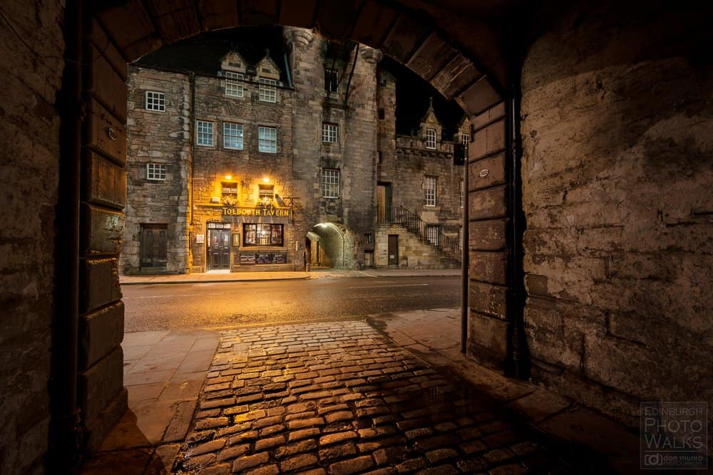 tolbooth tavern edinburgh