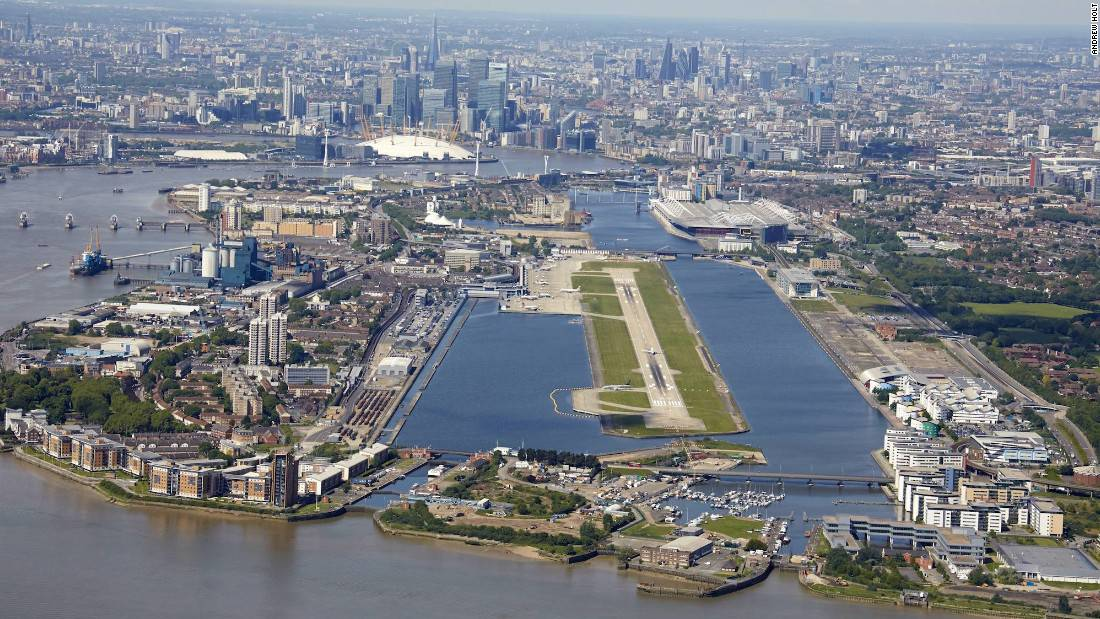 helikoptertur london city airport