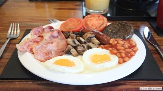 morgenmad skotland