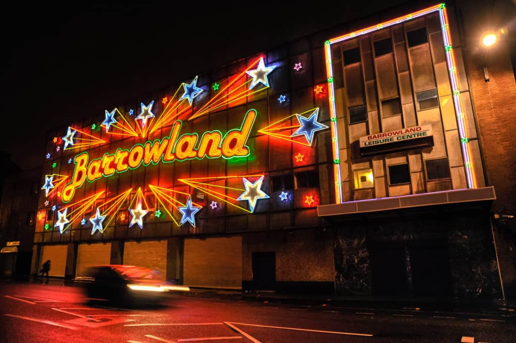 barrowland glasgow