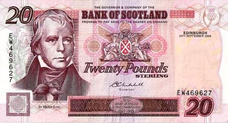 skotsk pund