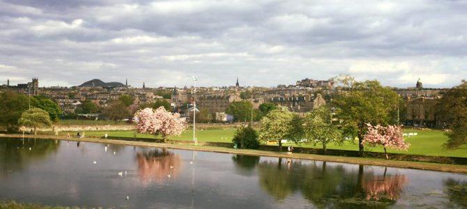 Mine løberuter i Edinburgh – Træning & sightseeing i naturen