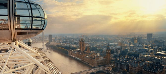 London Eye – Guide til besøget & billige billetter