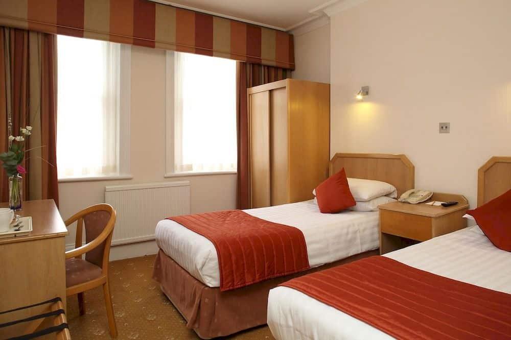 billigt hotel i london