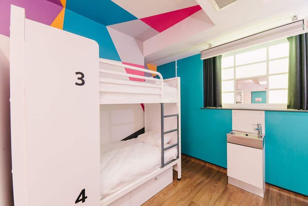 london hostel billig overnatning