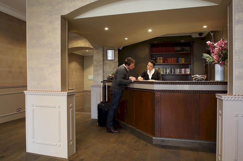 hotellet i bayswater
