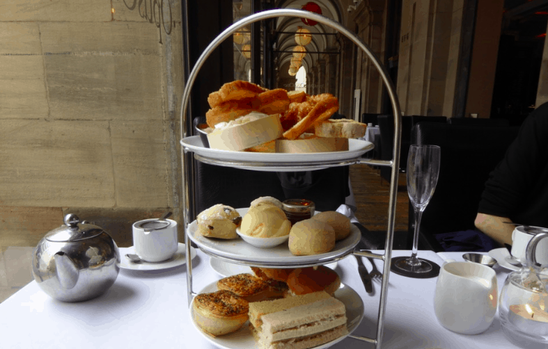 manchester hotel afternoon tea