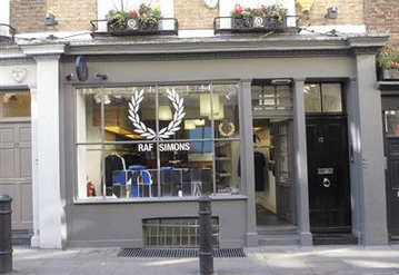 Fred Perry shop