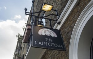 the california hotel london