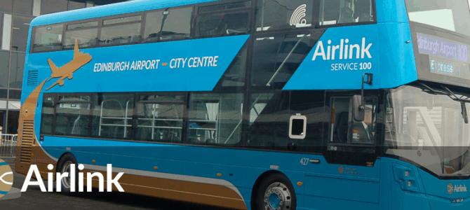Transport fra Edinburgh lufthavn til centrum