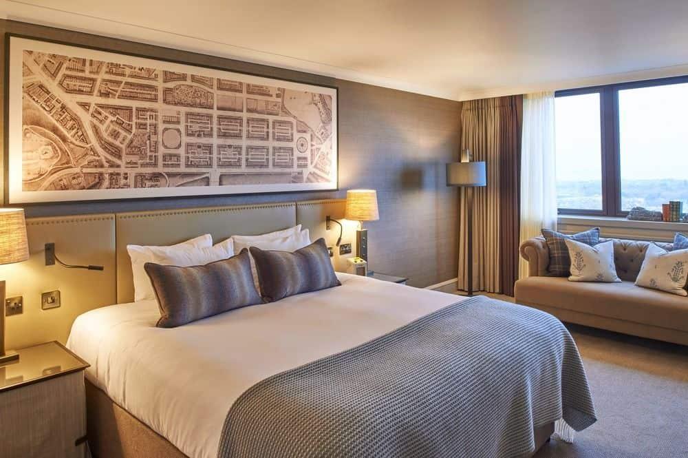 godt hotel i edinburgh
