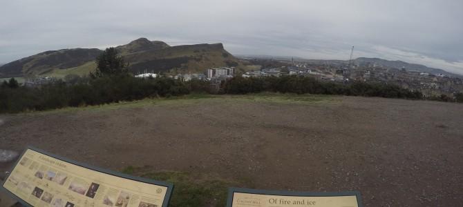 Nu bor jeg i Edinburgh