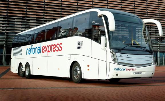 bus i storbritannien
