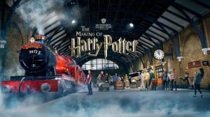 harry potter london