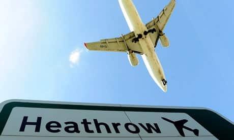 Transport fra Heathrow lufthavn til London centrum