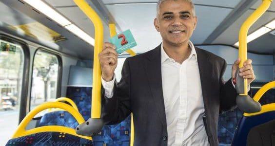 Gode nyheder til de, der bruger busserne i London