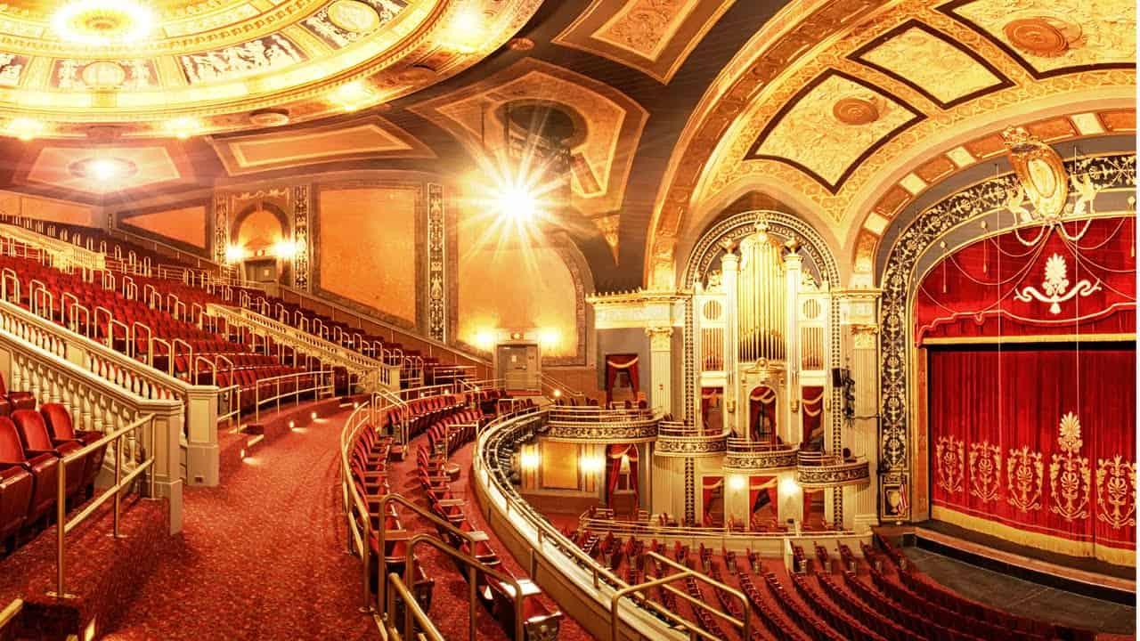 london musical teater