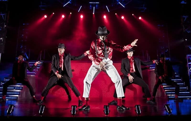 thriller musical london