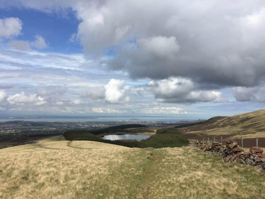 pentland hills edinburgh