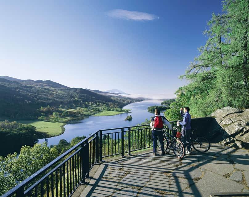 skotland tur
