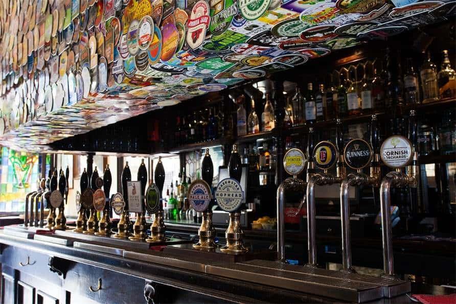 the harp beers