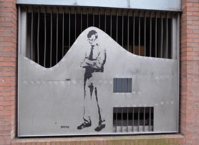 tony wilson streetart