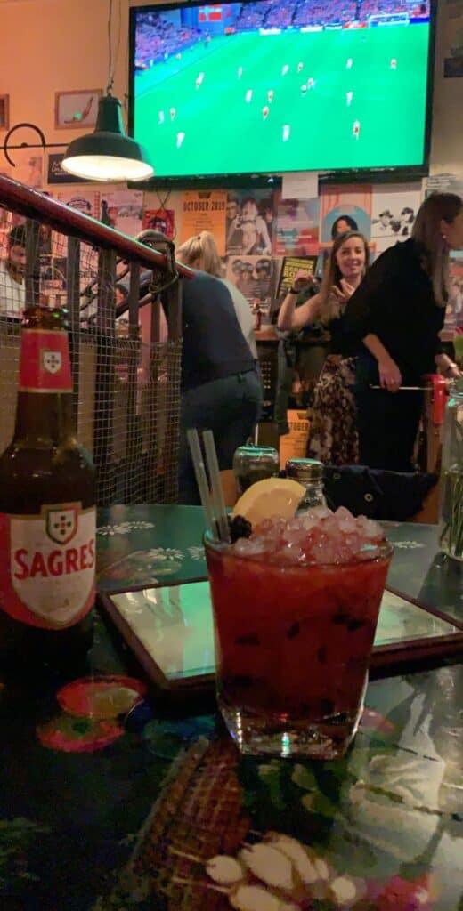 bar kick shoreditch